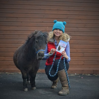 Hannah Russell and Little Alf