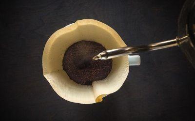 La importancia del agua en el café