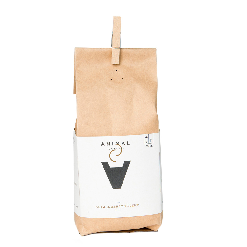 Comprar Café gourmet en grano Animal Season Blend