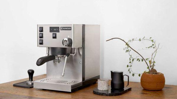 Máquina espresso home Rancilio Silvia