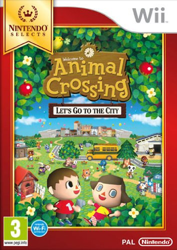 Animal Crossing: Let's Go To The City – Nintendo Selects
