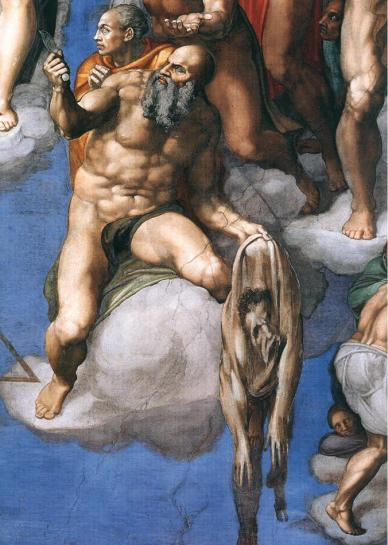 Judgment can be a brutal idea-squelcher. (Michelangelo's The Last Judgment, image courtesy of Wikimedia)
