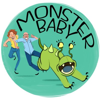 MonsterBabyLogo