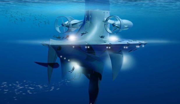 Que es la exploración marina