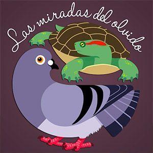 Logo Las miradas del olvido