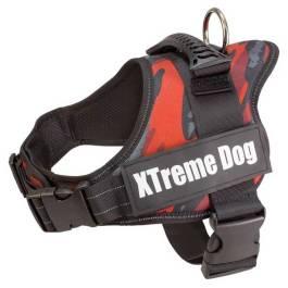 Arnés Xtreme Dog Red Camo