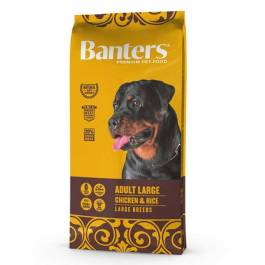 Banters Adult Dog Largee Beef