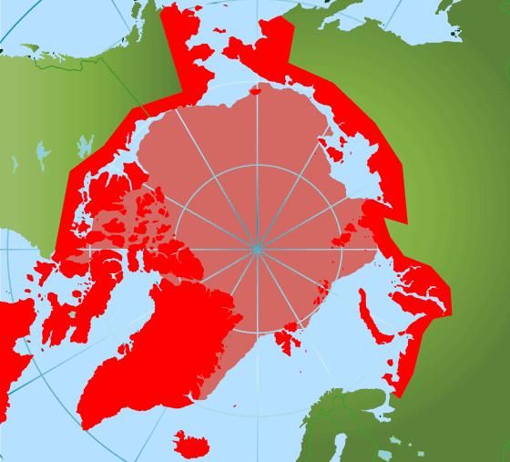 Where Does Polar Bears Live Map Best Bear - Map of where polar bears live