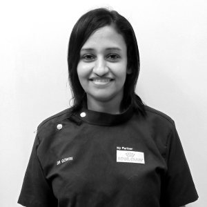 Photograph of Doctor Gowri