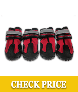 Lymenden Dog Boots,Waterproof Dog Shoes,Paw Protectors