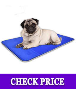 Arf Pets Pet Dog Self Cooling Mat Pad for Kennels