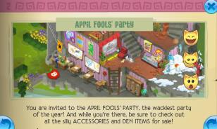 April Fools' Party