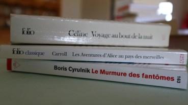Trois livres qui changent la vie