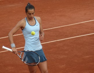 2ème tour Roland Garros 2013 : Serena Williams (USA) def. Caroline Garcia (FRA)