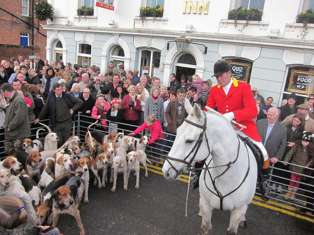 Boxing Day Hunts still attract crowds & violence.