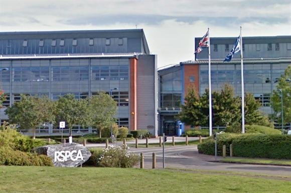 RSPCA HQ is on the move again.