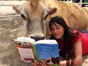 Ellie Laks, founder of The Gentle Barn