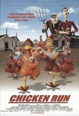 DVD cover of the Chicken Run film