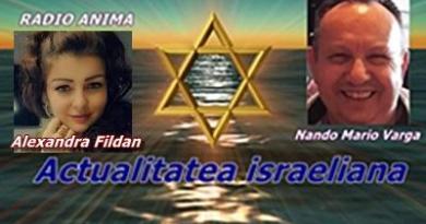 Radio Anima: Actualitatea israeliană – 24.10.2021 / Audiție plăcută!