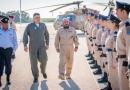 """Comandantul forțelor aeriene din EAU în Israel pentru a observa exercițiul """"Blue Flag"""