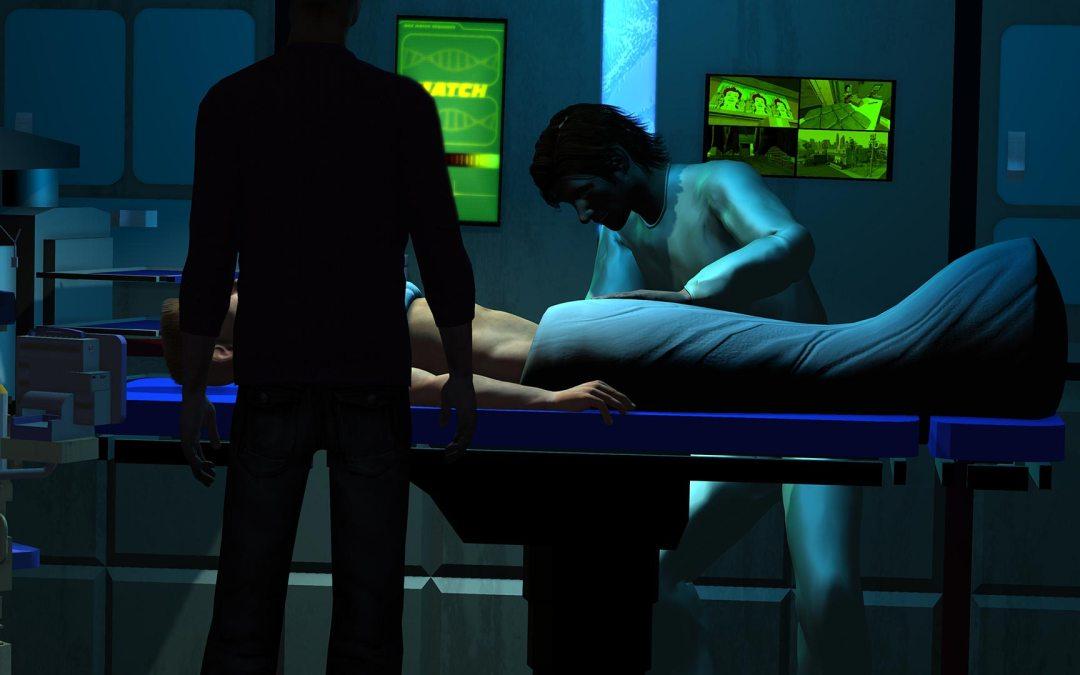 Evocronik Cyberpunk Novella: Ch 2 | Booty Bandits, Part 2