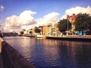 Liffey-River-Dublin