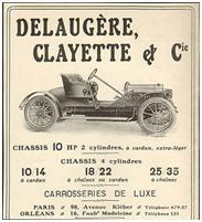Industrie automobile Madeleine