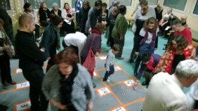 Vote des participants