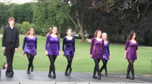 Dance-Irish