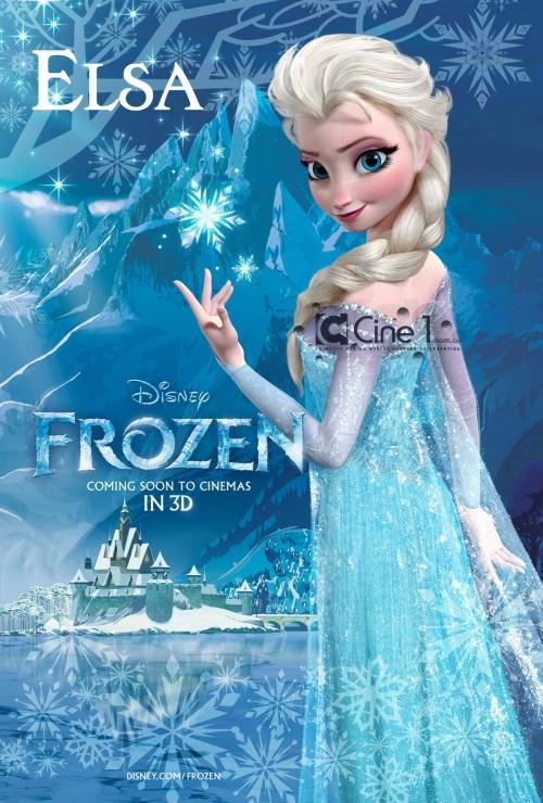 Disney_Frozen Poster B