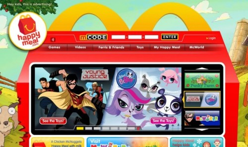 Via: The Washington Post - When is a kids' online game actually an ad?