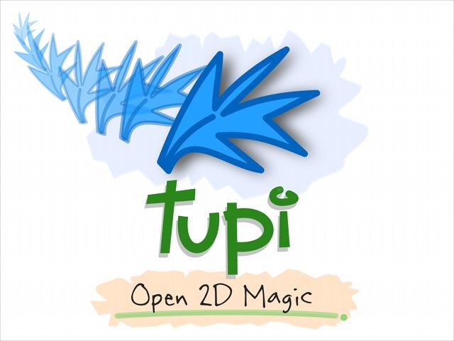 Tupi animation logo