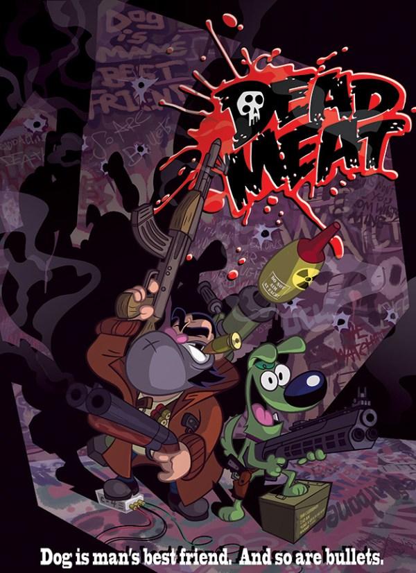 Dead Meat Kickstarter