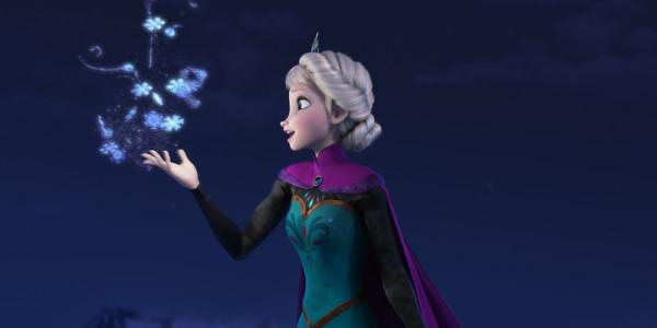 """Elsa 'before' Via"""" Geek Mom"""