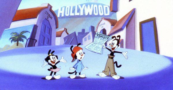 animaniacs hollywood