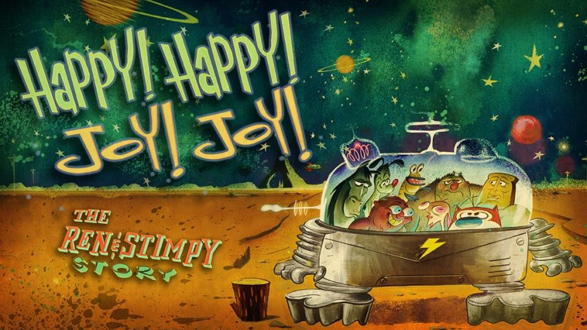 ren and stimpy animation documentary
