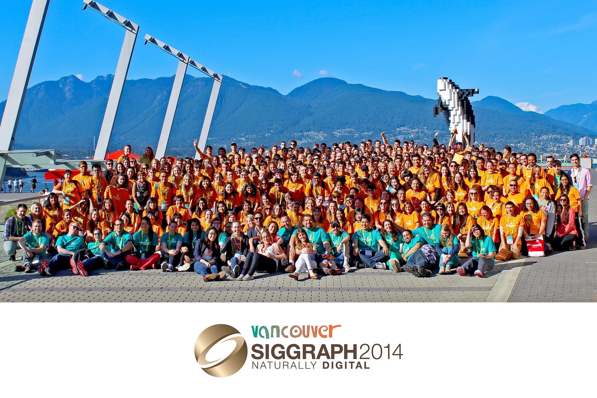 My Experience with SIGGRAPH