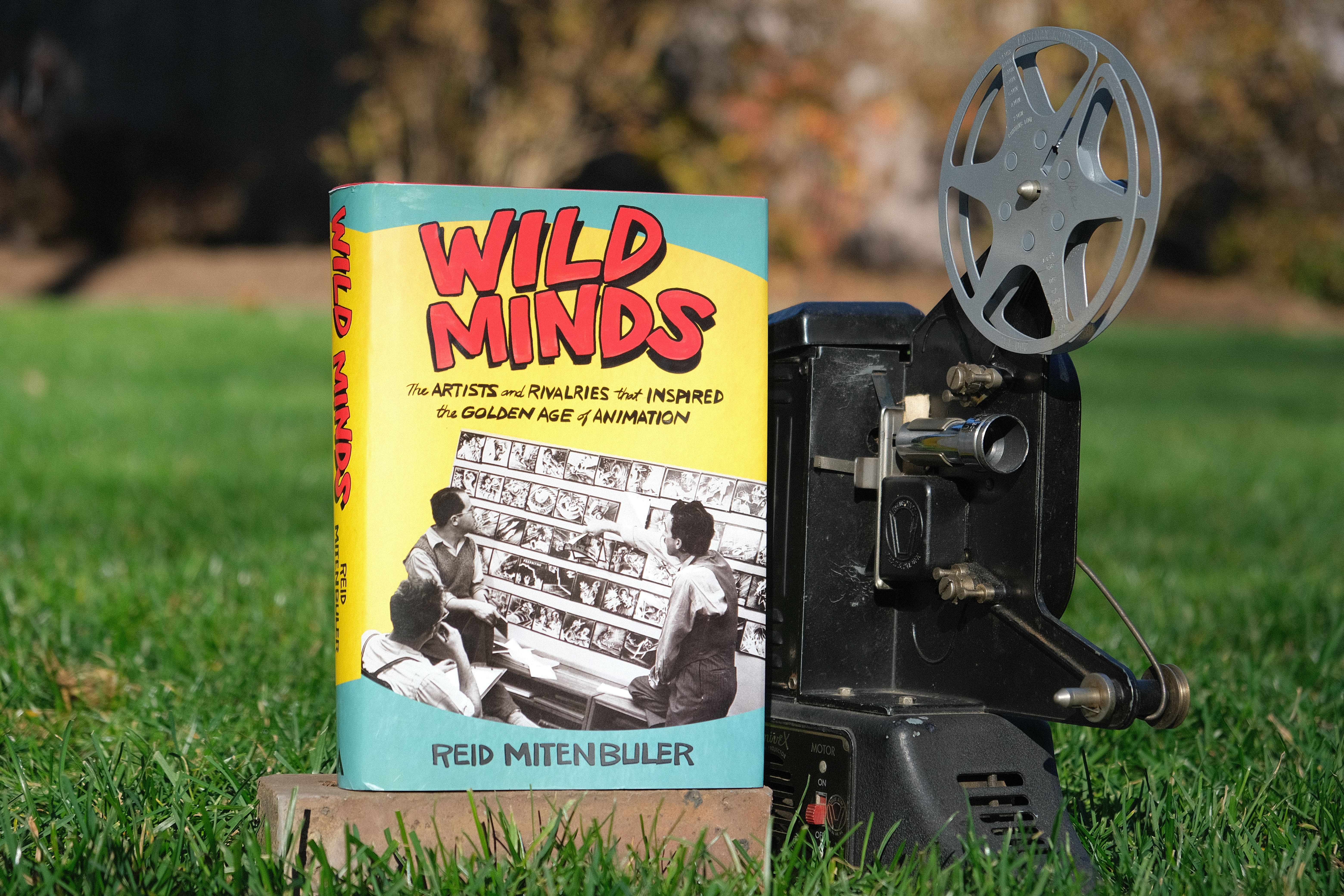 "Book Review: ""Wild Minds: The Artists and Rivalries That Inspired the Golden Age of Animation"""