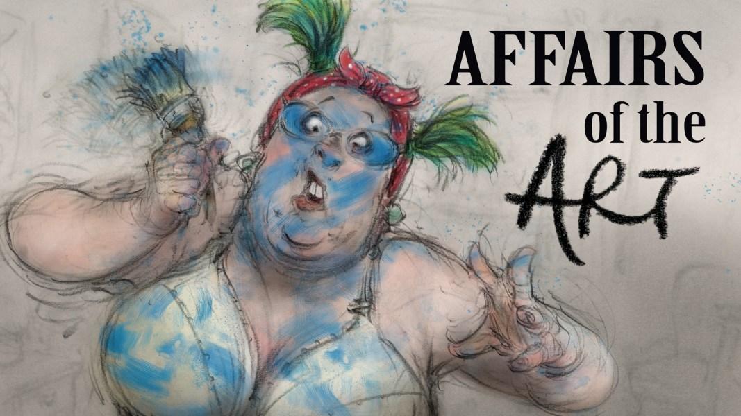 Joanna Quinn Affairs of the Art