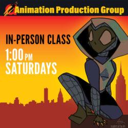IN-PERSON CLASS : 1PM SATURDAYS