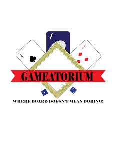 Alex Stutetsville Gameatorium Logo