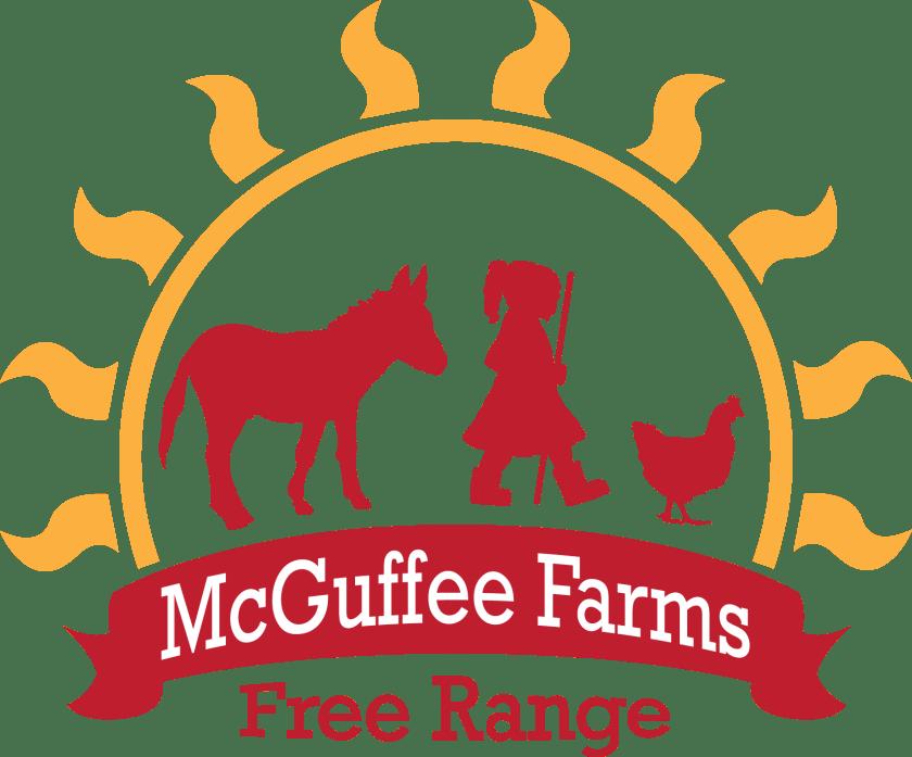McGuffee Farms Color Logo