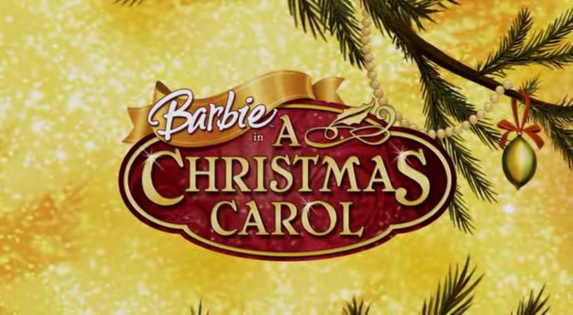 Barbie in 'A Christmas Carol' (2008)