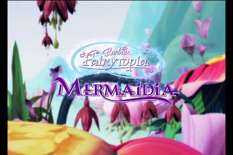 Barbie Fairytopia: Mermaidia (2006)