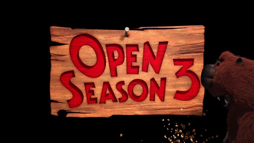 Open Season 3 (2010)