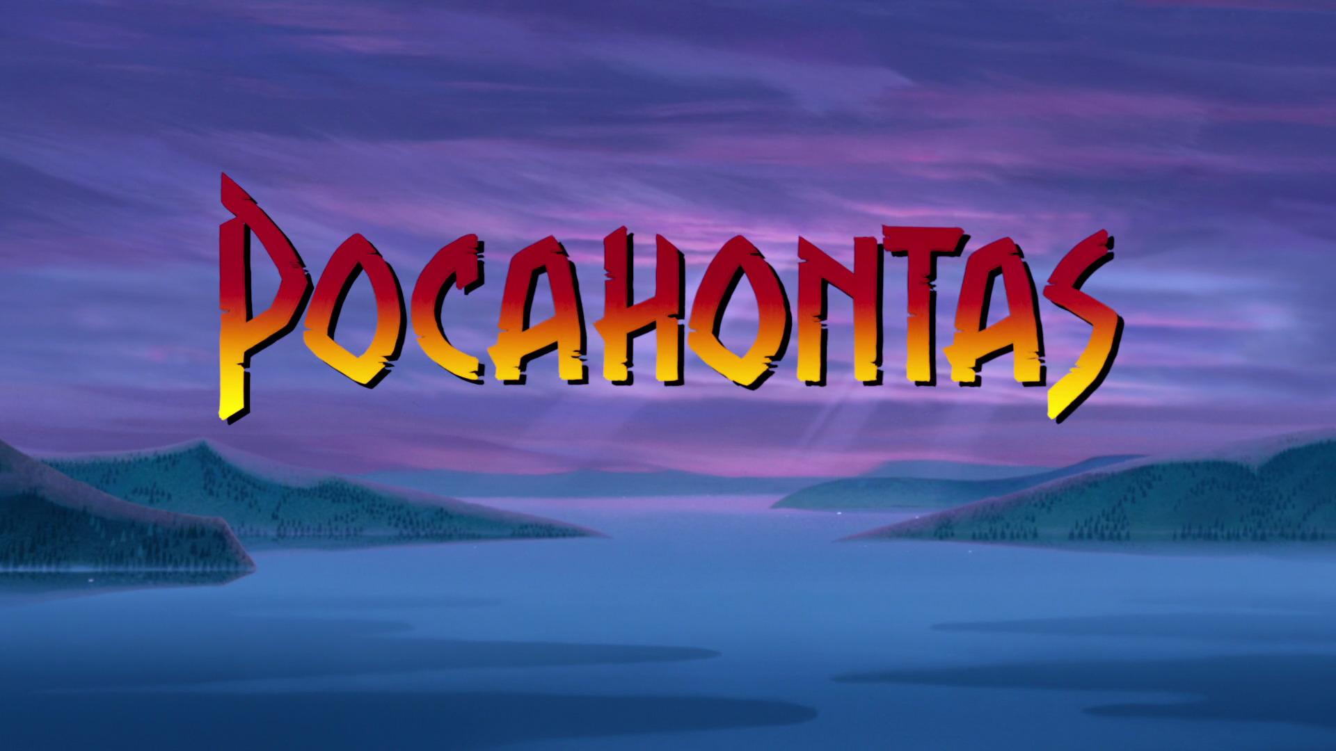 Pocahontas 1995 Animation Screencaps