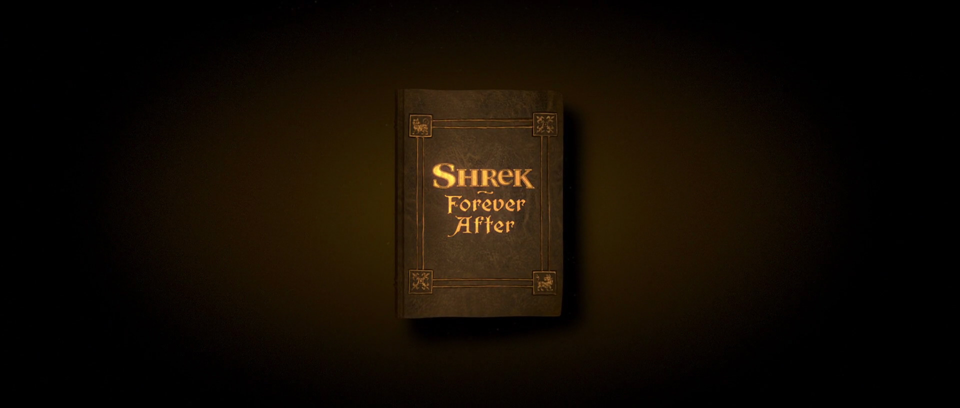 Shrek Forever After 2010 Animation Screencaps