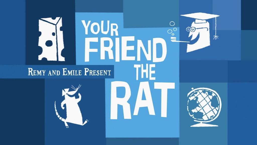 Pixar Shorts: Your Friend the Rat (2007)
