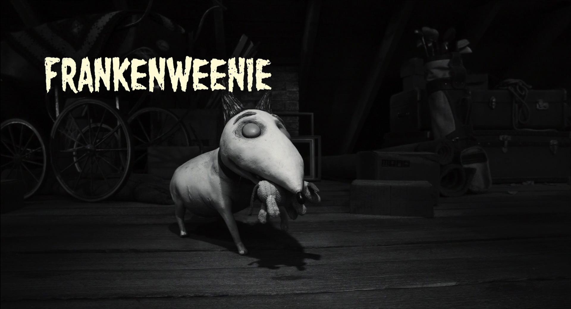Frankenweenie 2012 Animation Screencaps