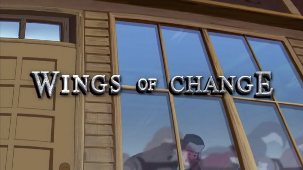 Balto 3: Wings of Change (2004)